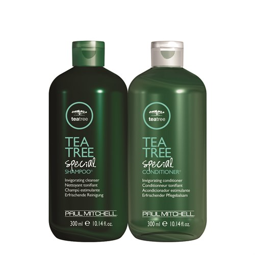 Paul Mitchell Tea Tree Special šampon in negovalec