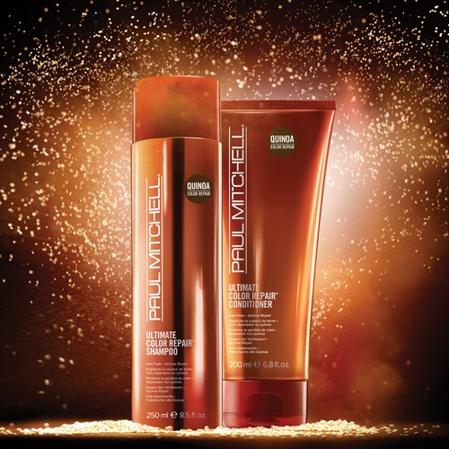 Paul Mitchell Ultimate Color Repair šampon in negovalec